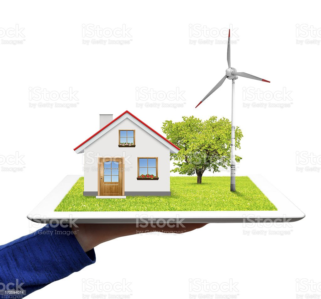 eco concepts royalty-free stock photo