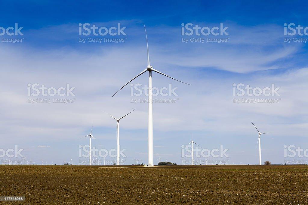 Eco Energy royalty-free stock photo