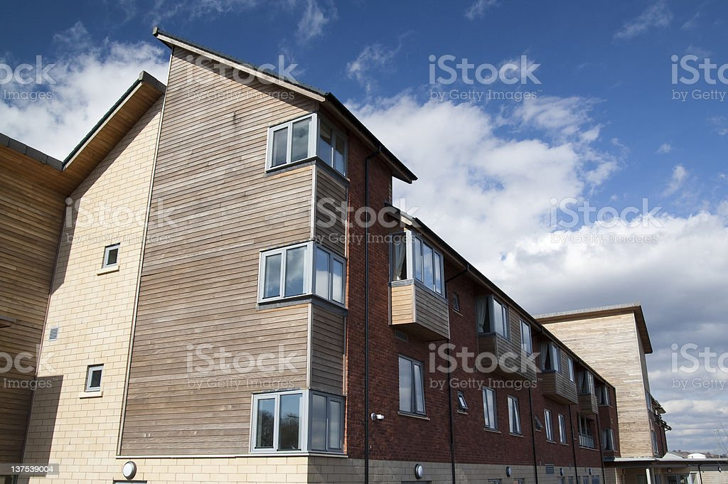 Eco flats royalty-free stock photo