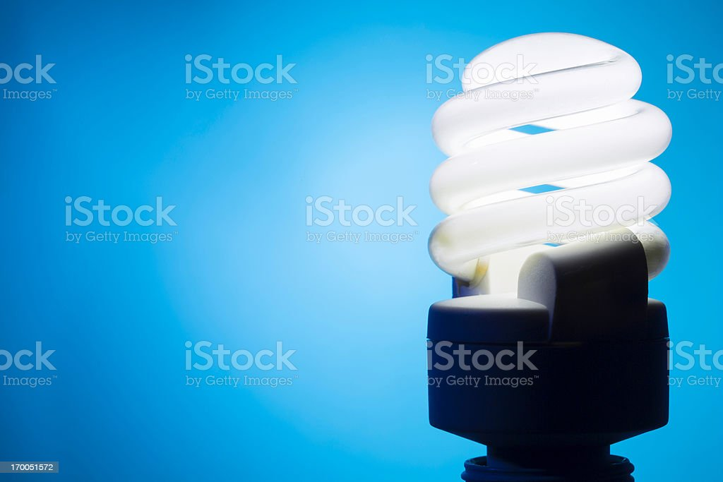eco light royalty-free stock photo