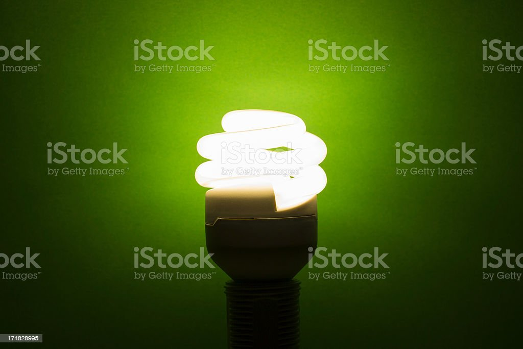 eco light royalty-free stock photo