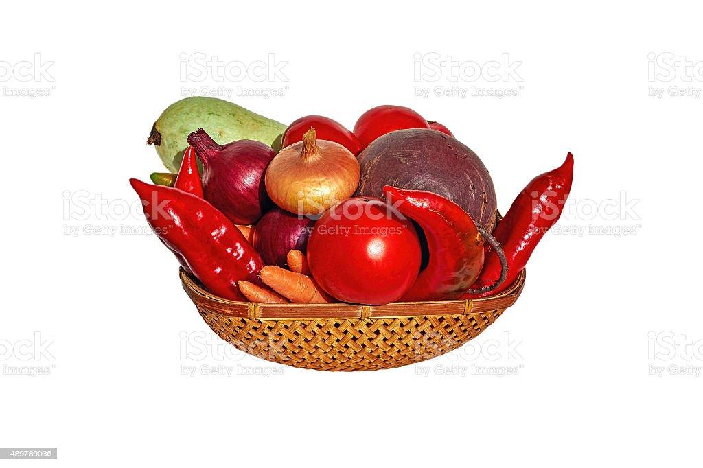 eco vegetables royalty-free stock photo