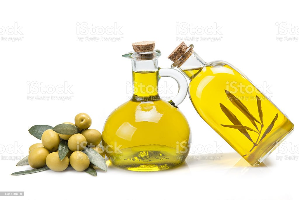 Ecological olive oil. royalty-free stock photo