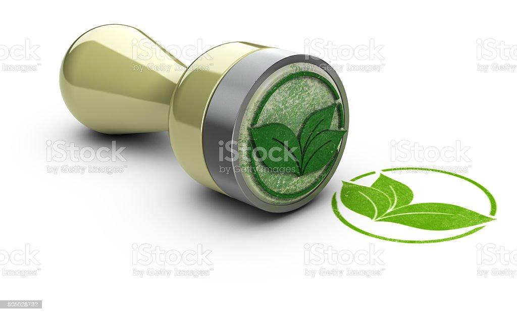 Ecology background stock photo