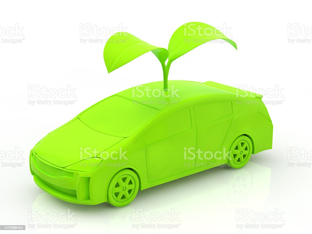 Ecology concept stock photo