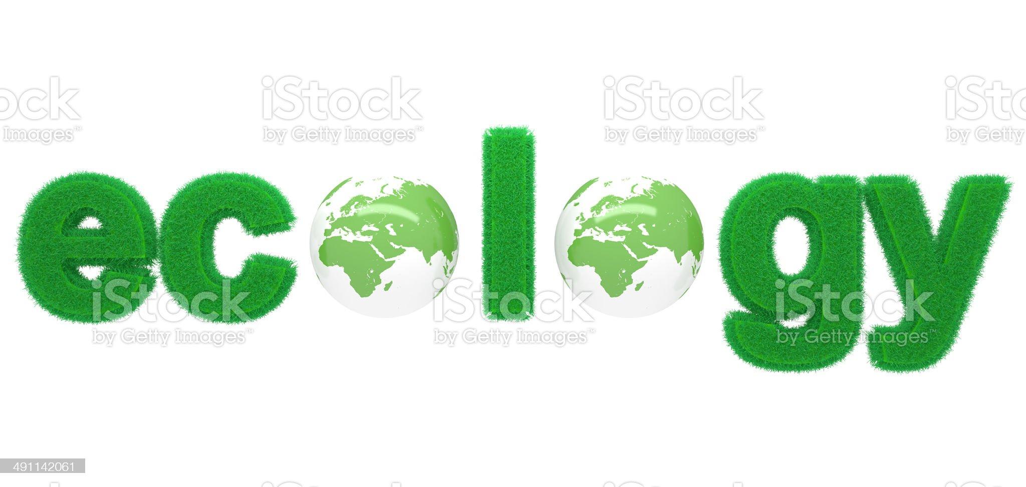 Ecology royalty-free stock photo
