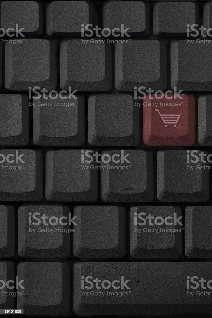 E-commerce Abstract royalty-free stock photo