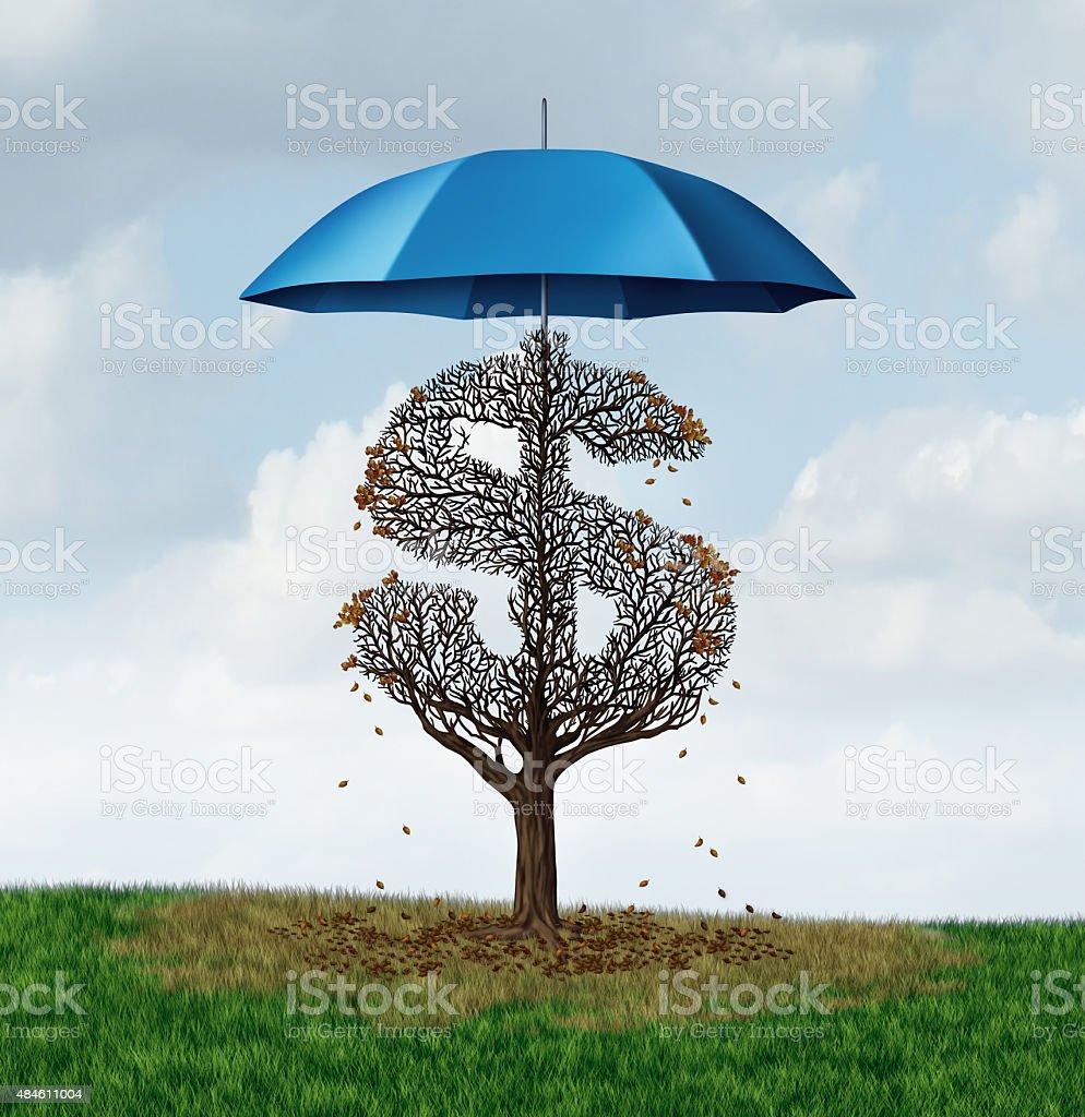 Economic Protectionism Policy stock photo