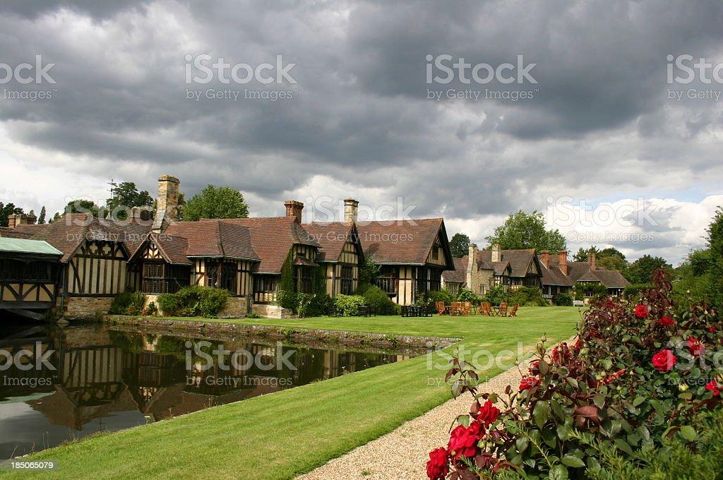 Edenbridge in Kent, England stock photo