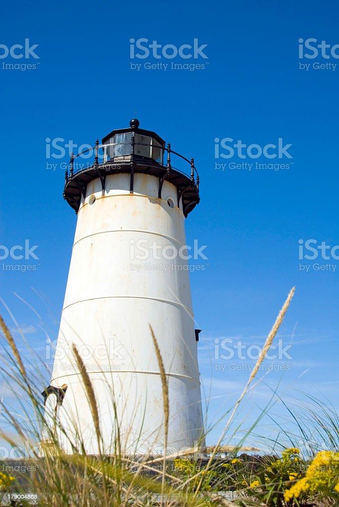Edgartown Lighthouse stock photo