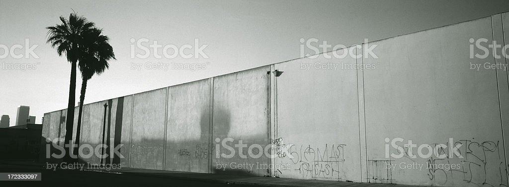 Edge of the City royalty-free stock photo
