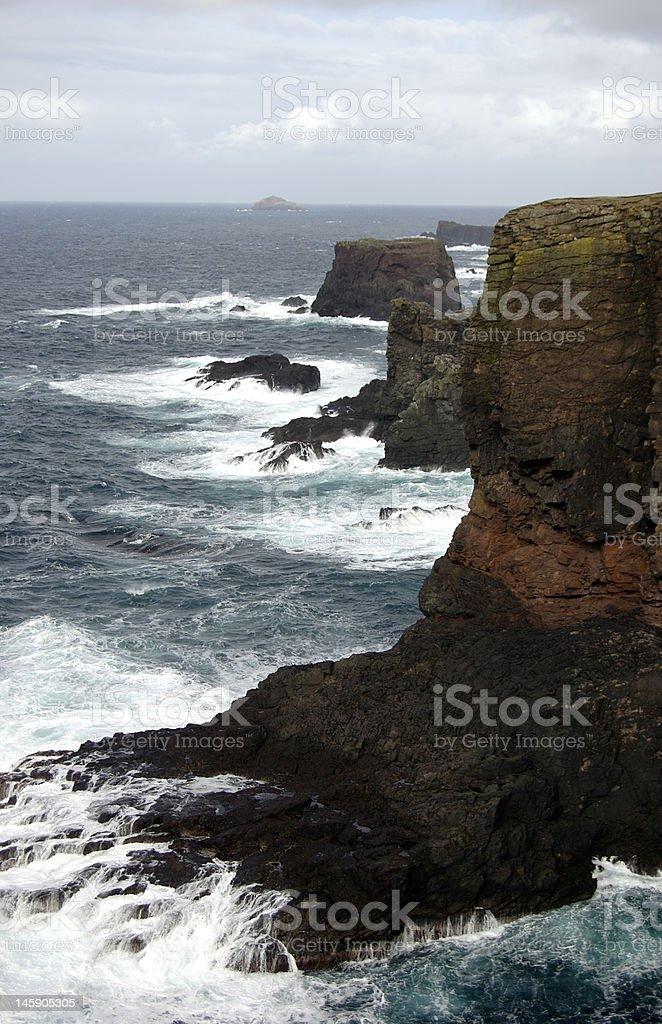 Edge of the World royalty-free stock photo
