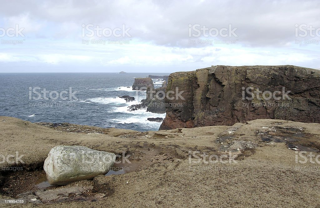 Edge of the World royalty-free stock photo
