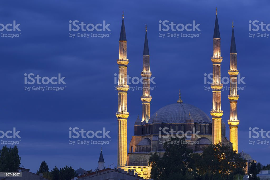 Edirne, Turkey stock photo
