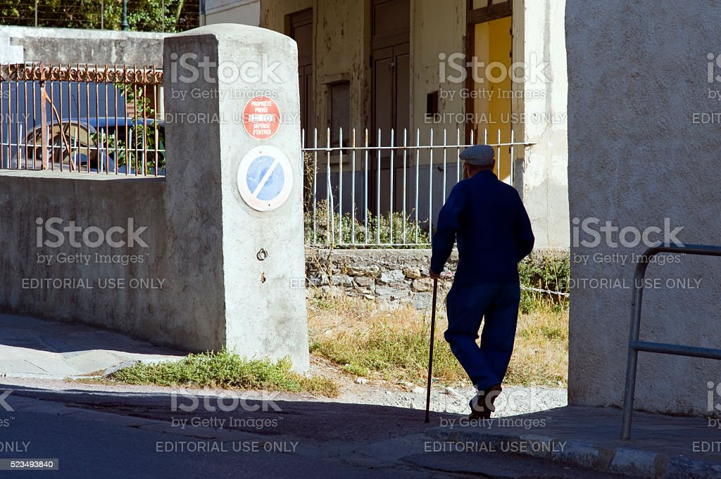 Editorial Travel images from Corte stock photo