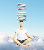 Education and balancing concept