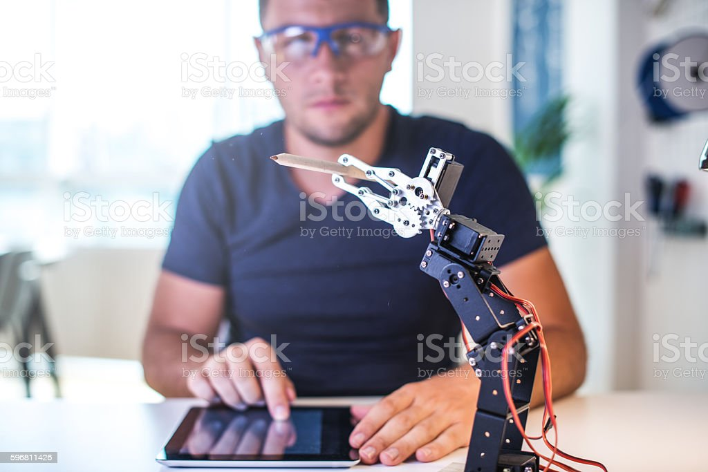 Education and science stock photo