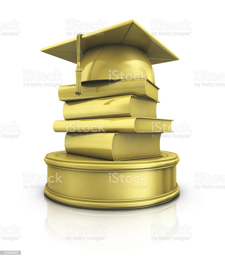 education award stock photo