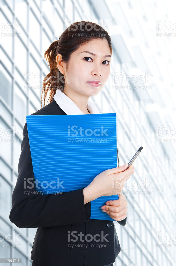 Education / business people royalty-free stock photo