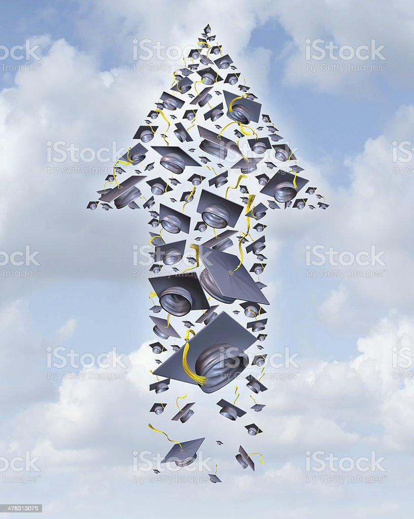 Education Success stock photo