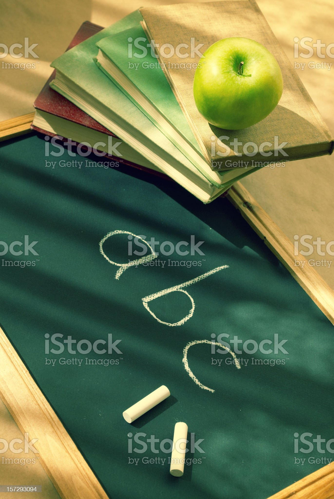 Educational Concept royalty-free stock photo