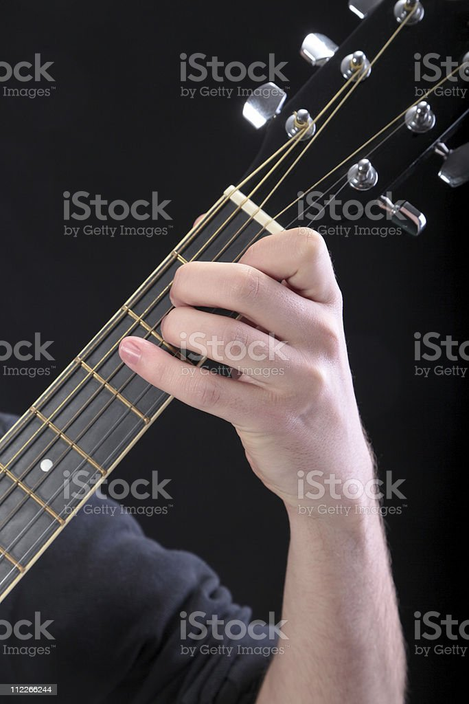 E-dur, E-major royalty-free stock photo