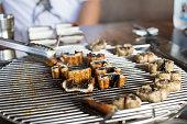 Eel Barbecue - Korean food