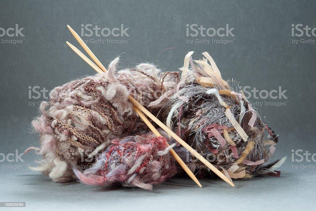 Effect Wool stock photo