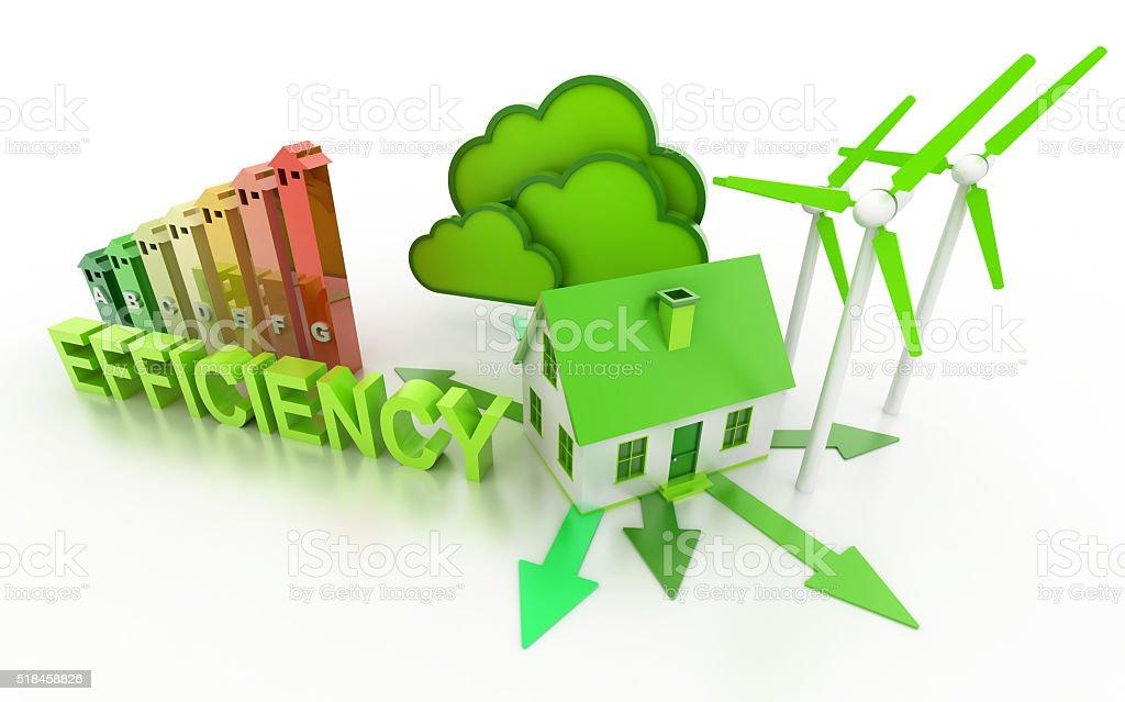 Efficiency stock photo