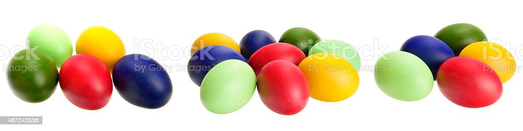 egg collection stock photo