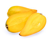 Egg fruit, Canistel, Yellow Sapote (Pouteria campechiana (Kunth)