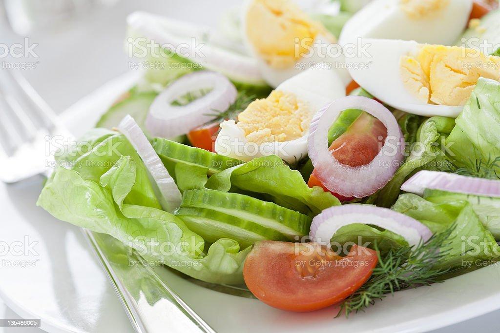 Egg Salad royalty-free stock photo