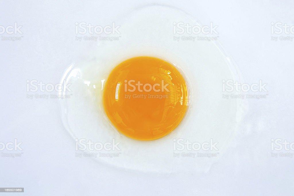 Egg Yolk royalty-free stock photo