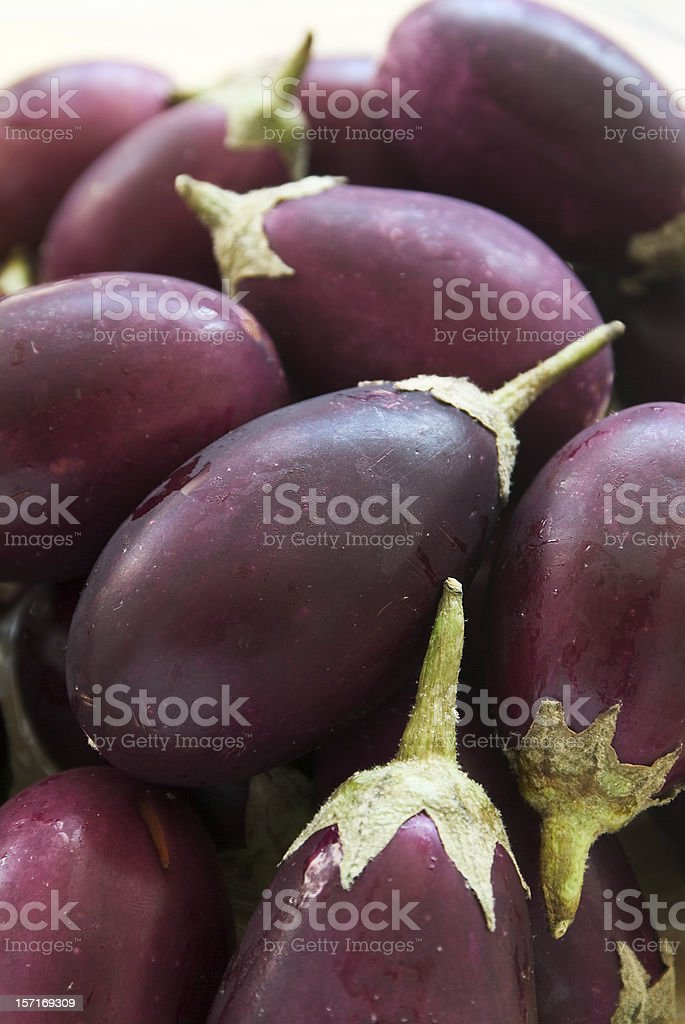 eggplants.2 royalty-free stock photo