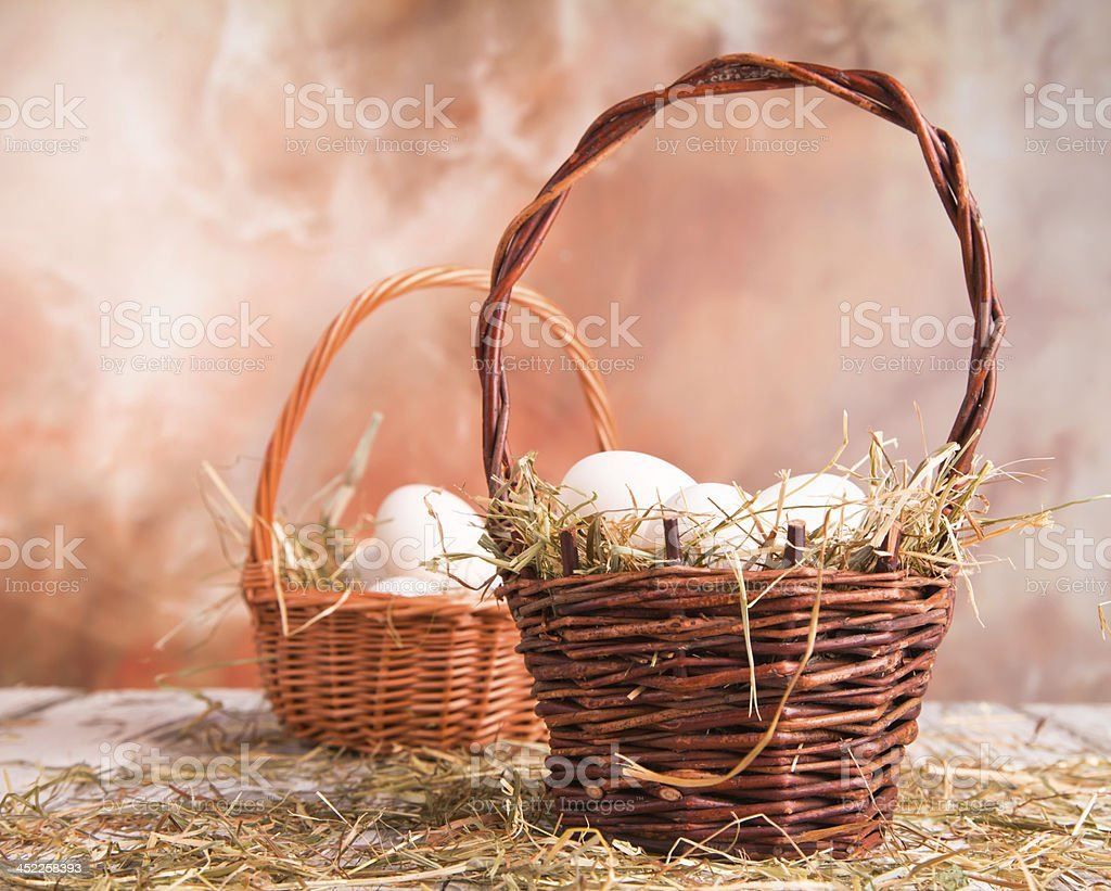 Eggs easter royalty-free stock photo