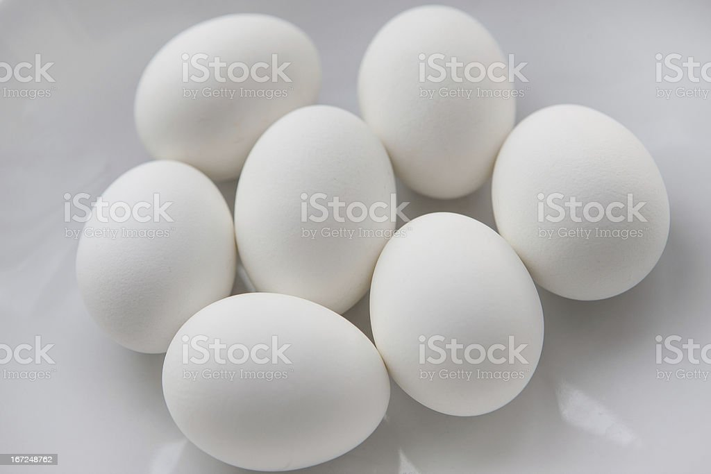 Eggs royalty-free stock photo