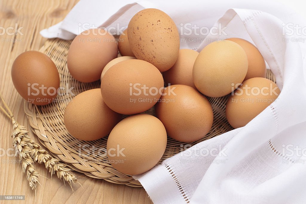 Eggs. royalty-free stock photo