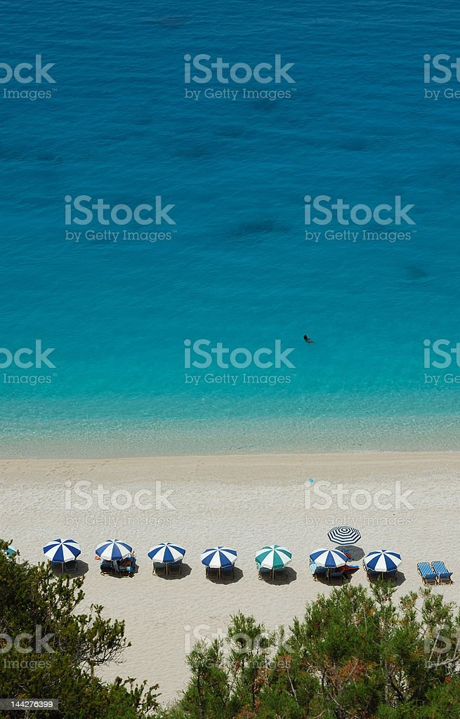 Egremnoi stock photo