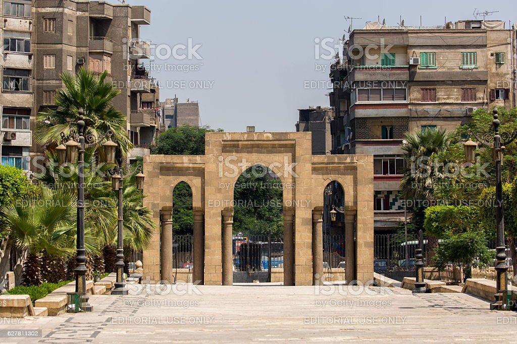 Egypt: Cairo stock photo