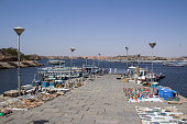 Egypt: Ferries at Aswan