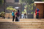 Egypt: Mosque-Madrassa of Sultan Hassan in Cairo