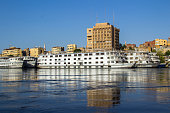 Egypt: Riverboat on the Nile