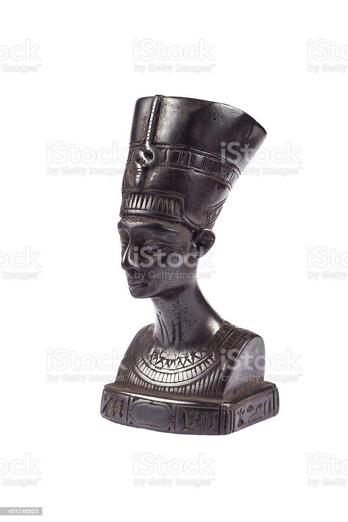Egyptian figurine - souvenir stock photo
