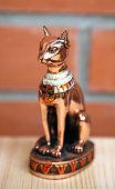 Egyptian Goddess cat Bastet