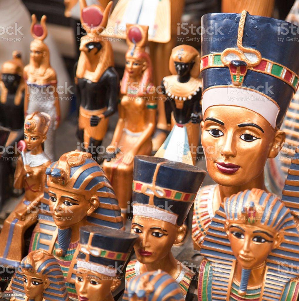 Egyptian Souvenir royalty-free stock photo