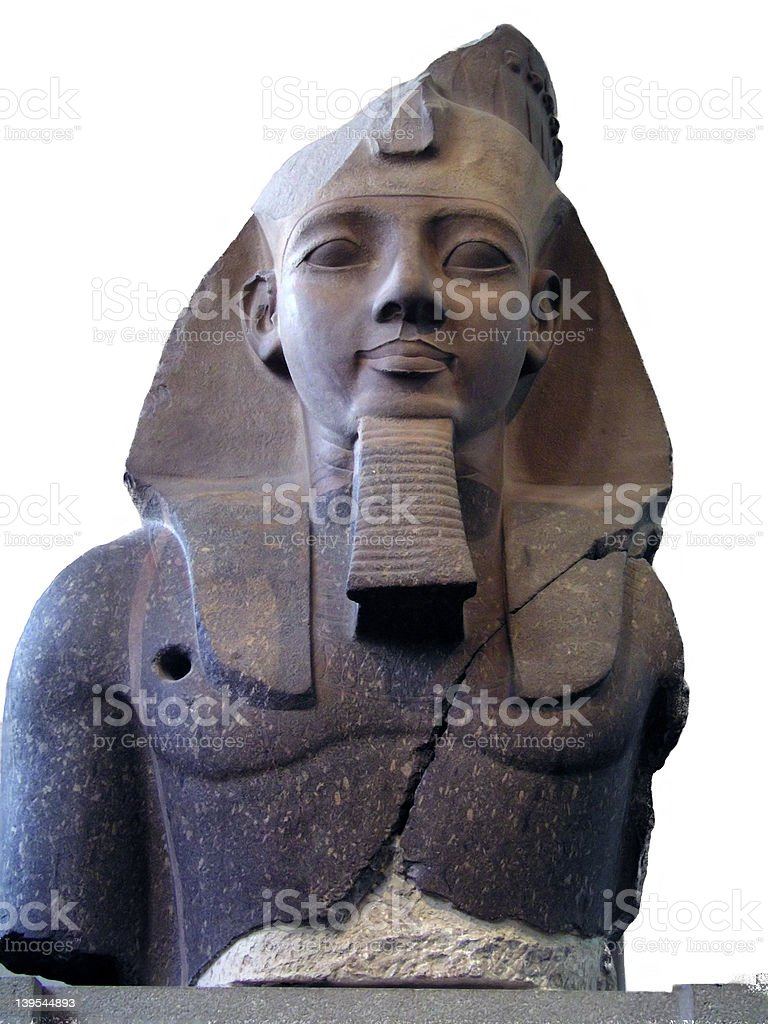 Egyptian Sphynx stock photo