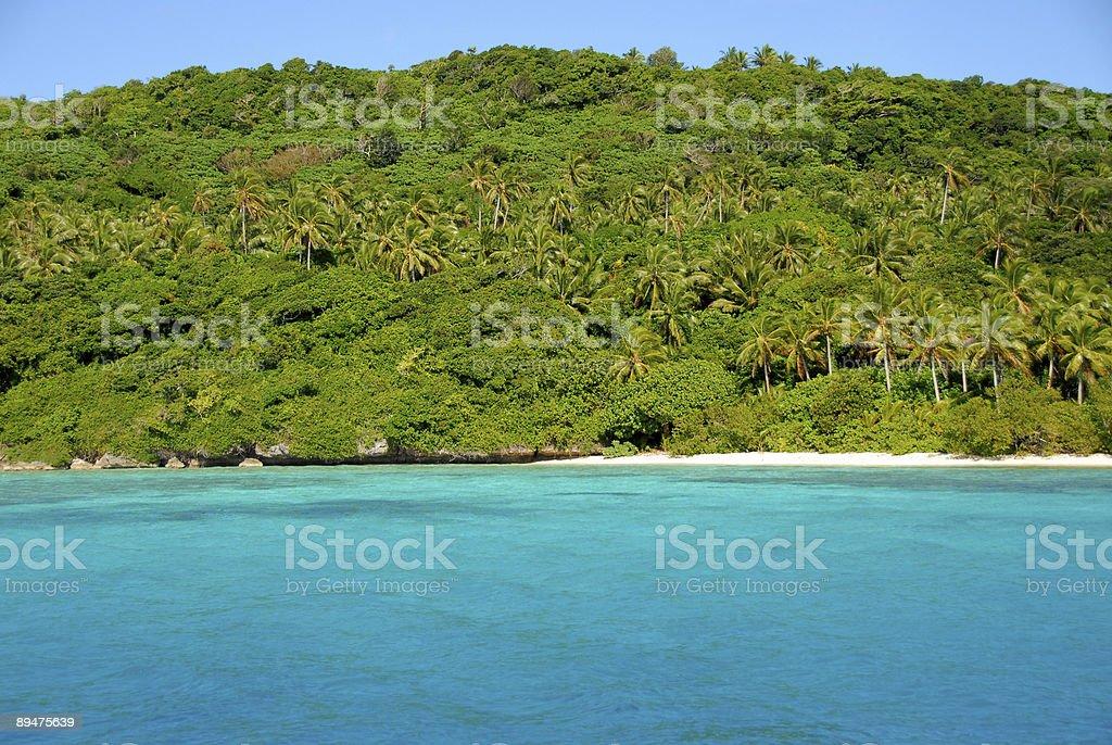 Eiakafu - Tropical Paradise stock photo