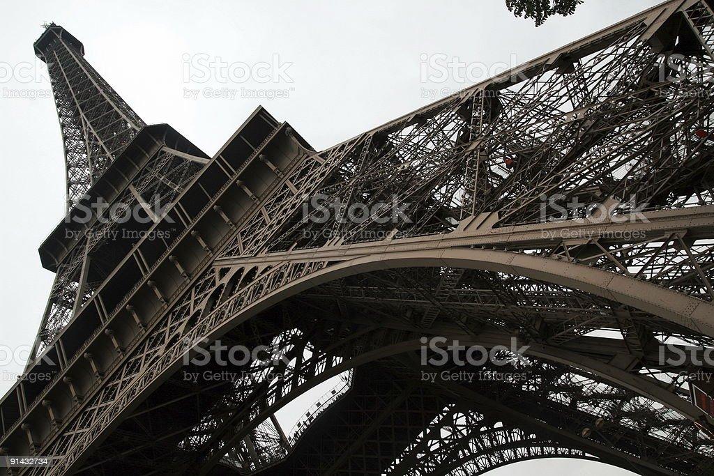 Eiffel. Par?s. stock photo