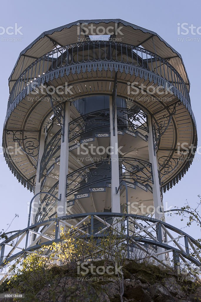 Eiffel watchtower royalty-free stock photo