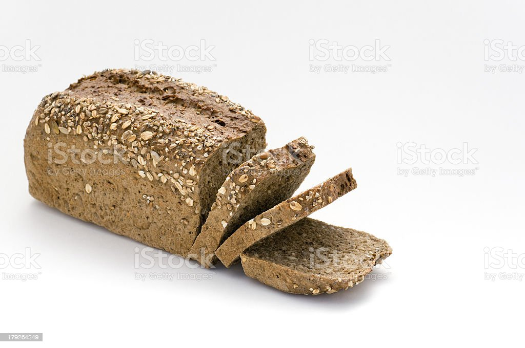 Eight Grain Bread royalty-free stock photo